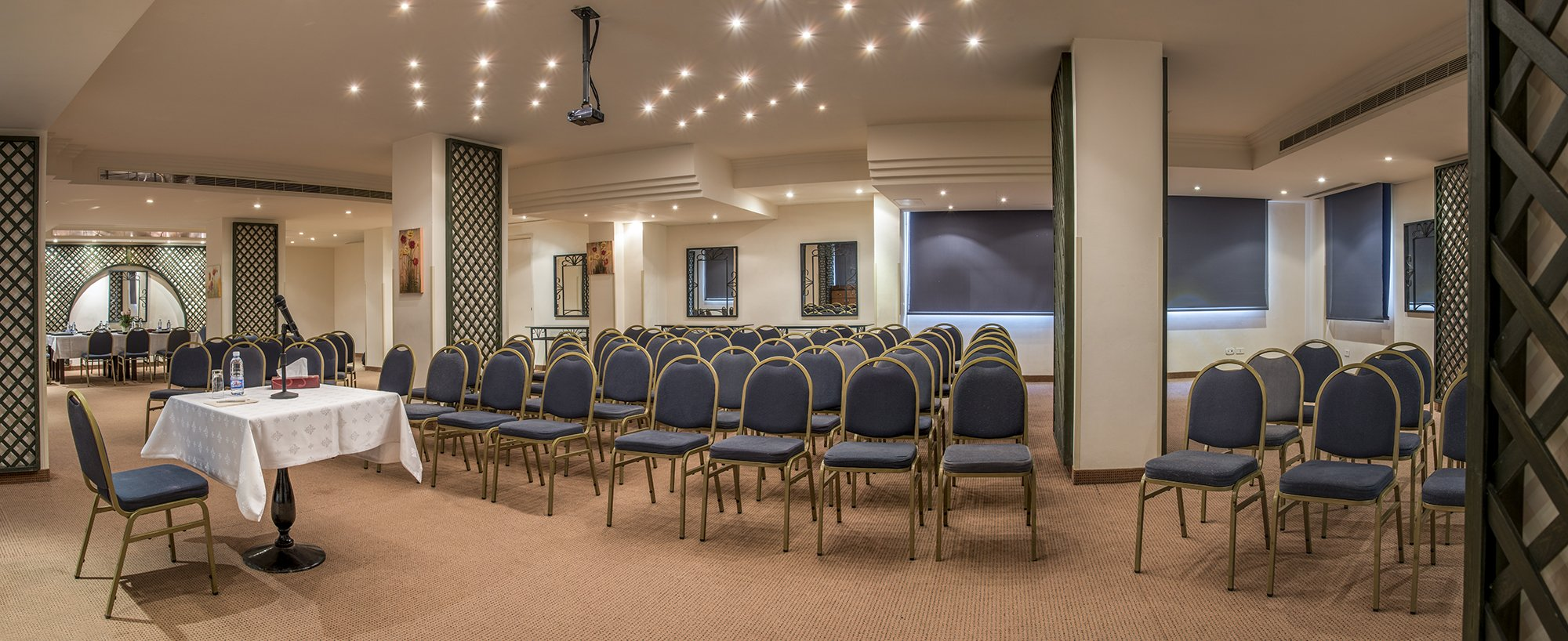 host your conferences in our meeting rooms - bella riva hotel